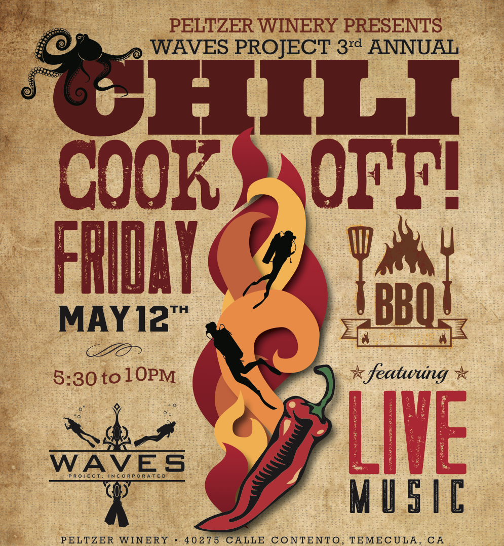WAVES Chili Cookoff Benefit
