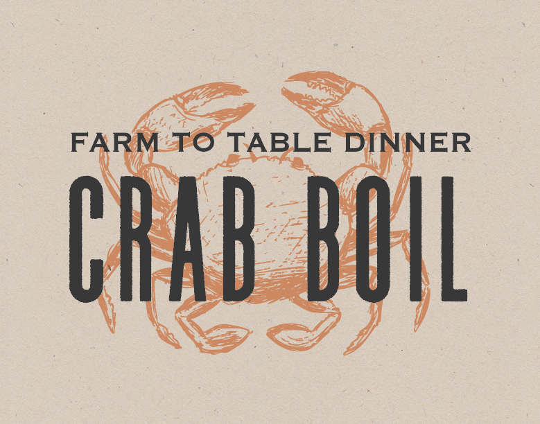 Farm Dinner: Seafood Boil