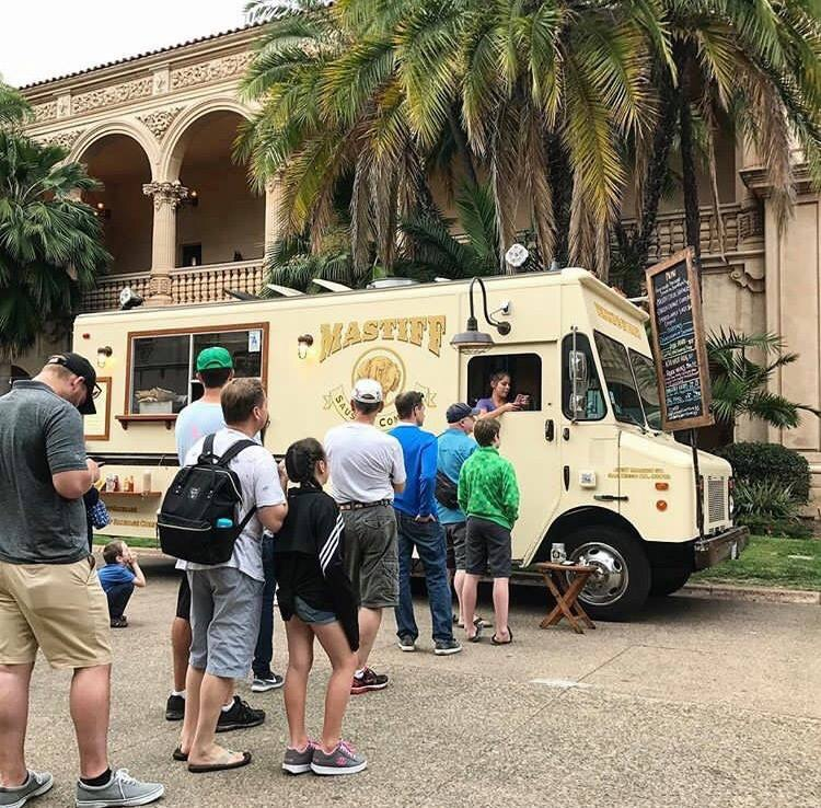 Famous San Diego Food Truck Makes Its Debut At Peltzer